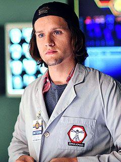 Luke Kleintank as Flinn Abernathy in Bones