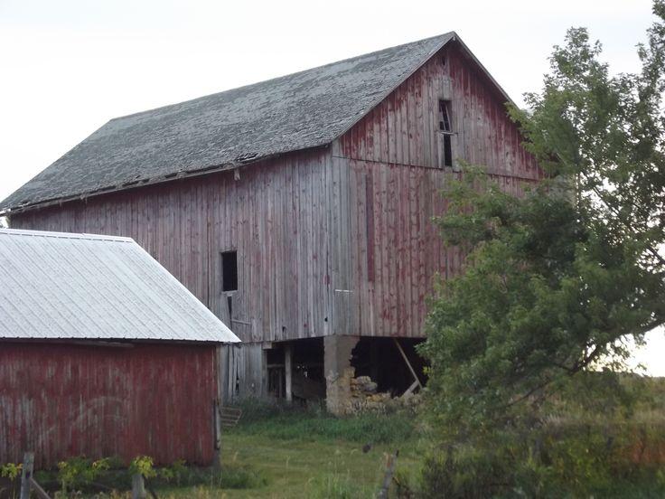 Barn - Rural Iowa