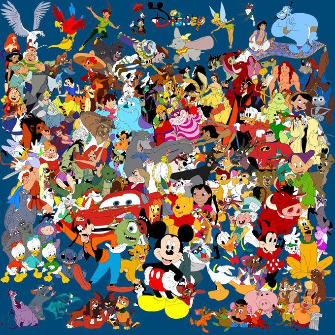 images+of+disney+characters | Disney characters | Disney | Pinterest ... Christmas Snow Wallpaper Hd