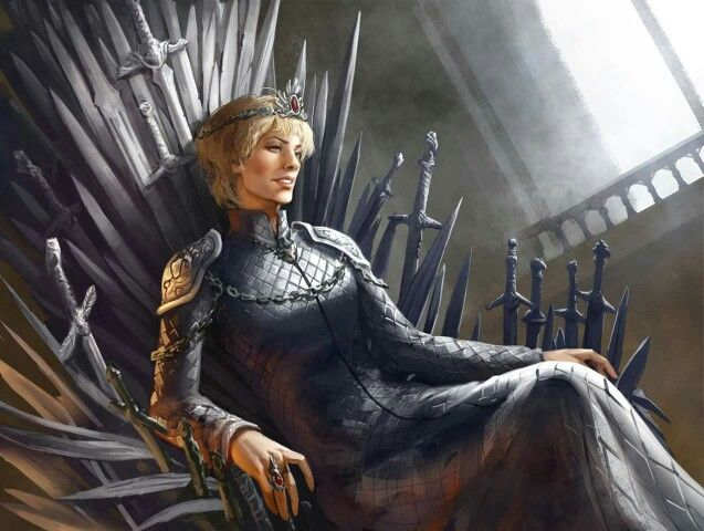 Queen Cersei Lannister by Virzoeve