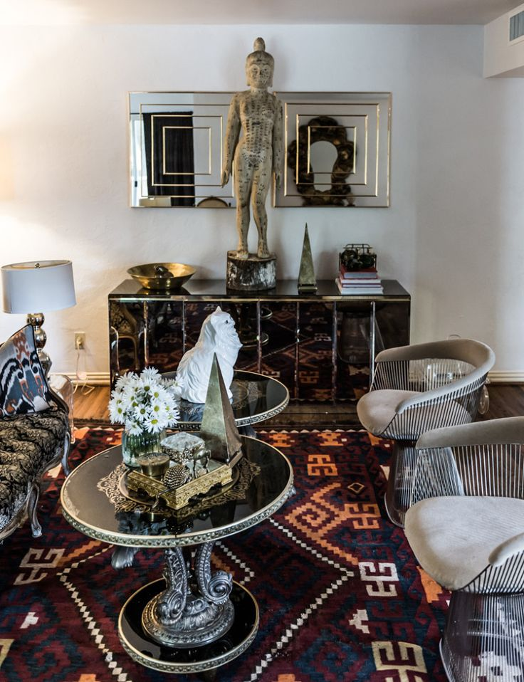 Jane Aldridge's home, as seen in Rue Magazine's Texas issue. Photos by Manny Rodriguez.