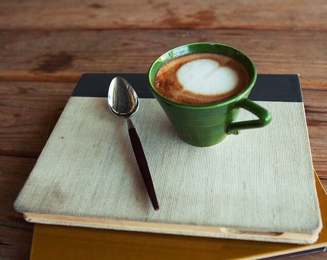 Coffee + books
