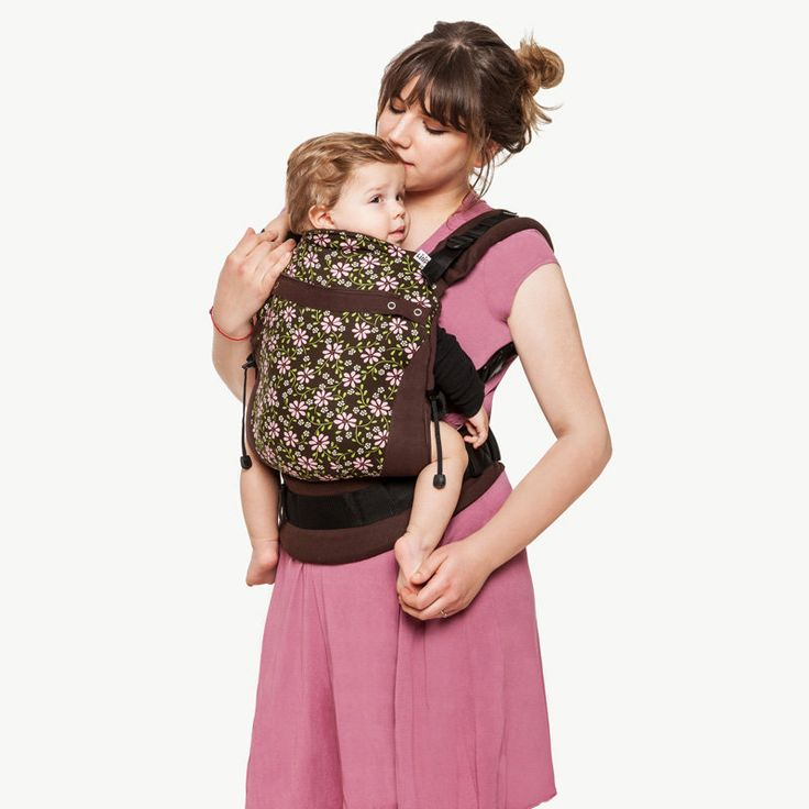 Liliputi® Buckle Carrier Rainbow line - Rosie | Liliputi baby shop