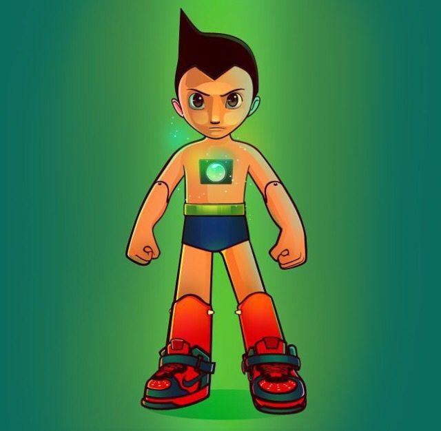 134 Best Astro Boy Images On Pinterest