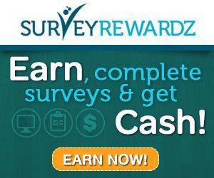 Inbox Dollars: Survey Rewardz (US) Incentive