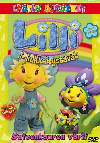 Lilli kukka dvd:t
