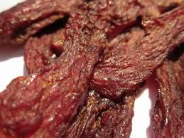 Oven-dried Beef Jerkey
