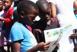 PEN International translates children's stories in South Africa