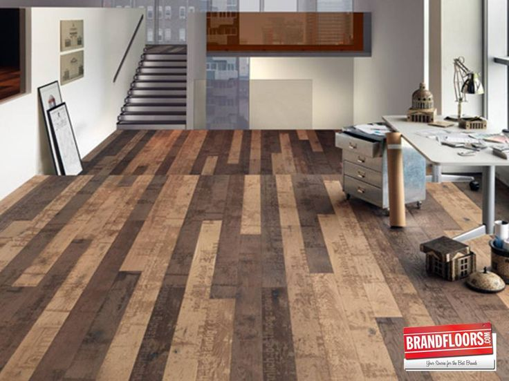 #Bamboo #flooring comes in a #wide variety of #styles and #colors