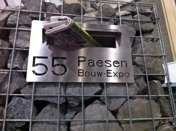 onze producten zijn te bekijken bij Bouwexpo Paesen Peer (B)