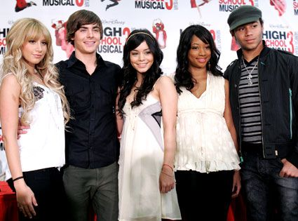 ashley tisdale zac efron vanessa hudgens monique coleman corbin bleu from the big picture todays hot photos
