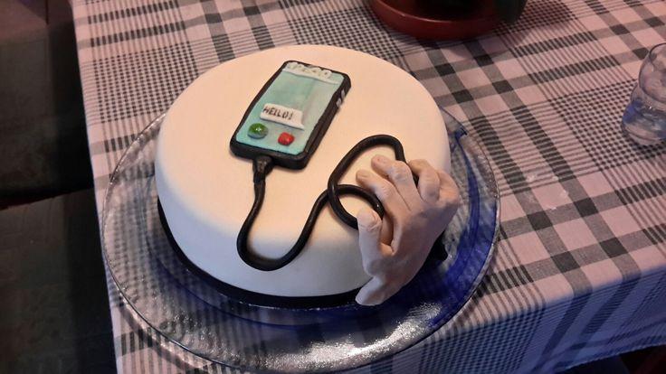 Mobil torta Mobil cake