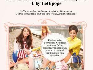 L by Lollipops et La Halle (concours inside) • Hellocoton.fr