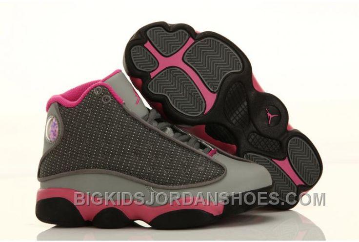 http://www.bigkidsjordanshoes.com/kids-air-jordan-xiii-sneakers-204-new-arrival.html KIDS AIR JORDAN XIII SNEAKERS 204 NEW ARRIVAL Only $63.30 , Free Shipping!