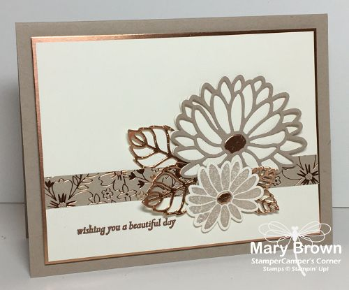 This would be a lovely sympathy card