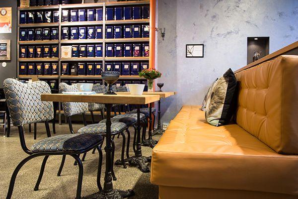 Mokkamestarit-kahvila, Tampere