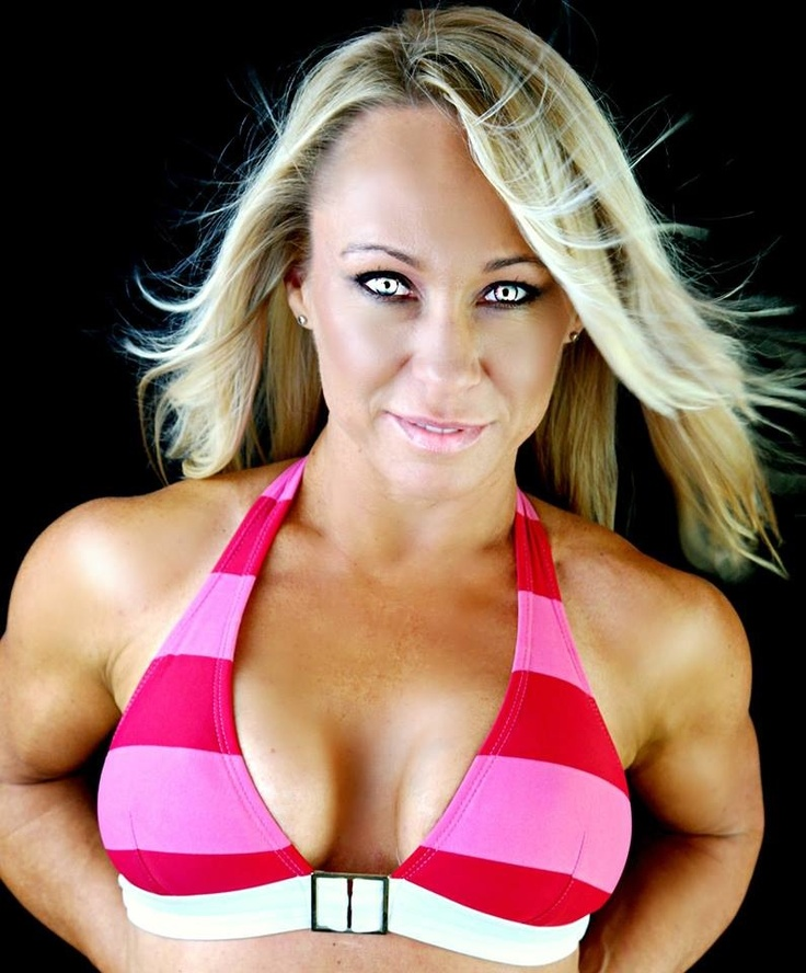 Melissa Zimmerman -Pro Fitness & Figure Athlete