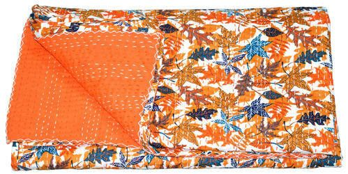 Homeware – Ethnic Patchwork Kantha Summer Quilt Bedspread  – a unique product by IndianCraftPalace on DaWanda