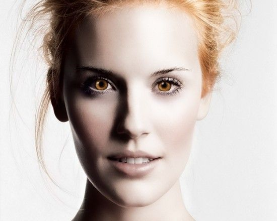 Maggie Grace as Irina in Twilight Saga