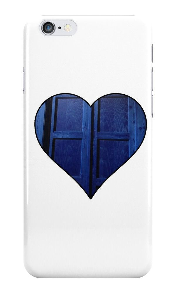 Doctor Who Tardis Heart by AjHound