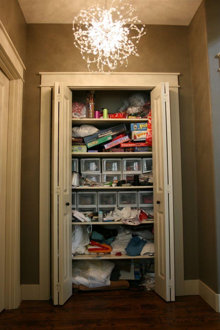 Laundry Room Organization Basement