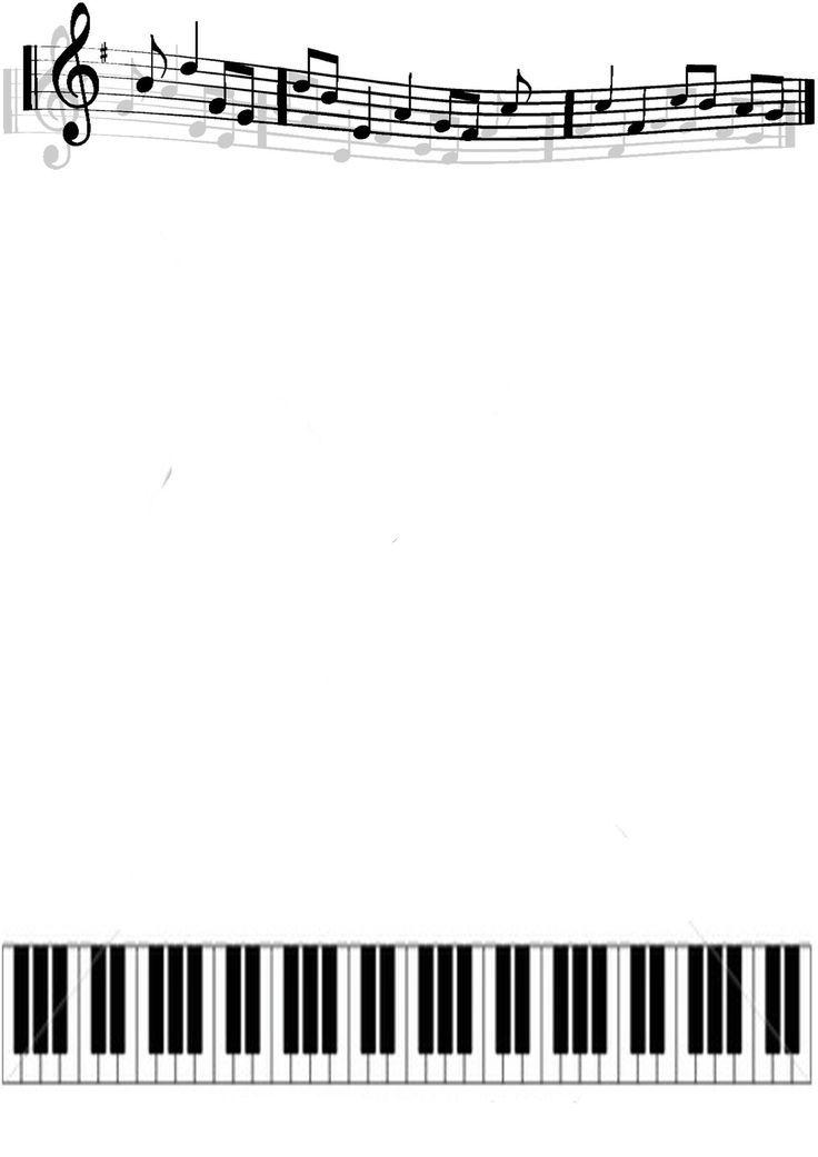 Musical Borders Music Borders Clipart Wikiclipart Music Border Music Clipart Musicals