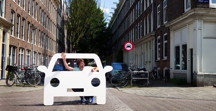 MyWheels - Car sharing