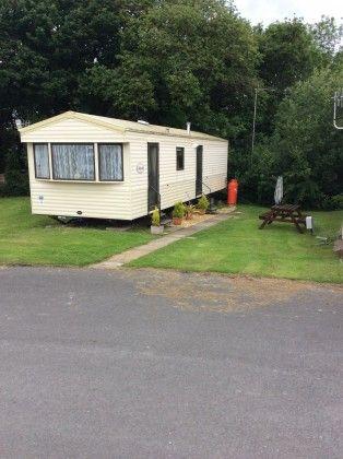 6-8 berth caravan sited Brynowen Holiday Park,Borth,Nr Aberystwyth