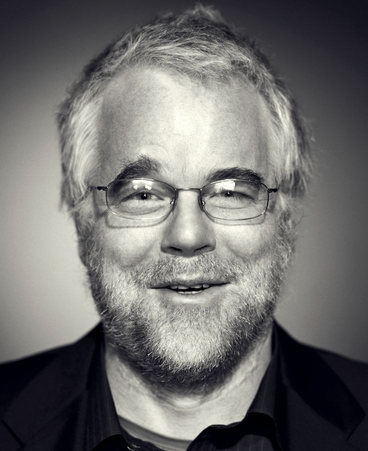 Philip Seymour Hoffman. The celeriac of hollywood.