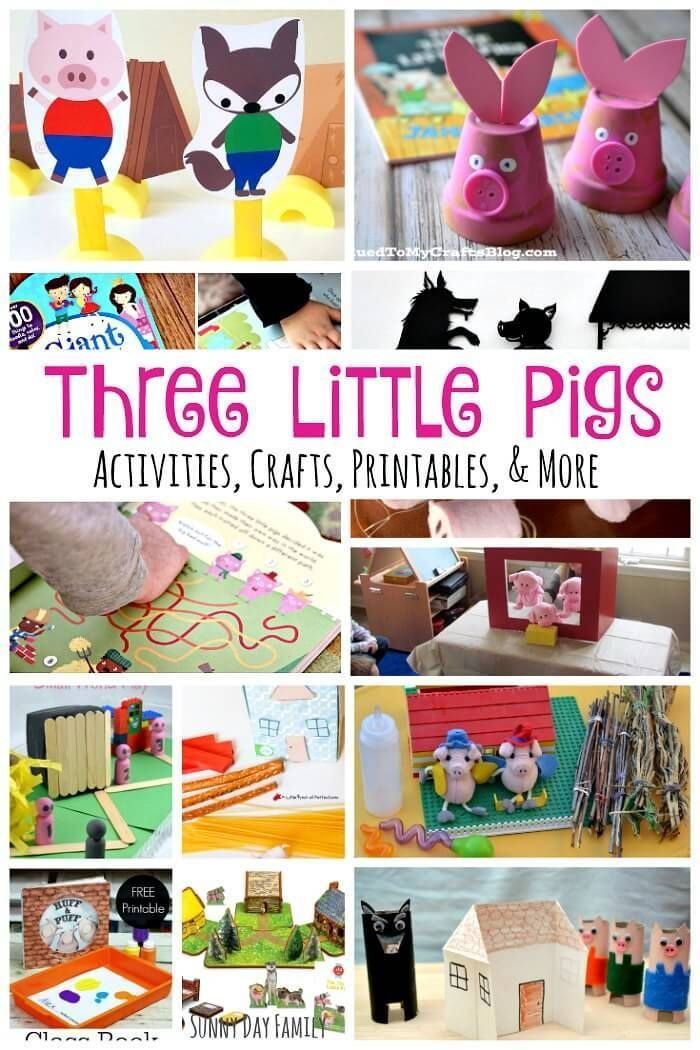 the 3 little pig story pdf