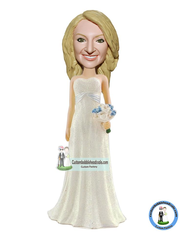 Custom Bridesmaids Bobbleheads Gifts