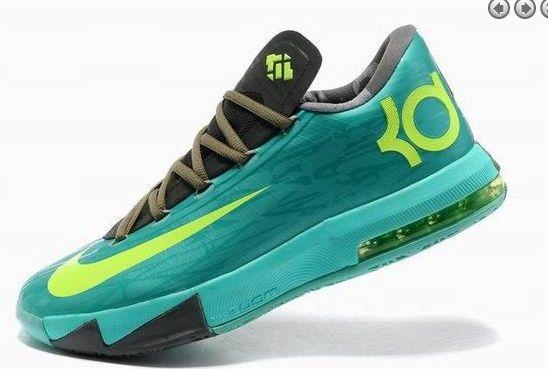 Zapatillas De Basquet Nike Kd