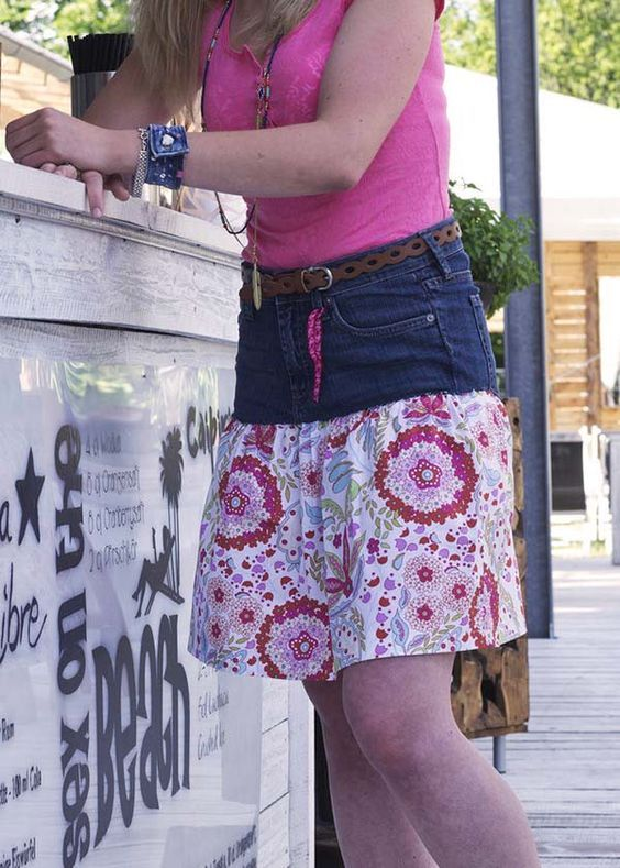 Cooles Jeans-Röckchen1...2...3...4...5...6...7...8...9...10...11...12...13...14...15Margeritenstich