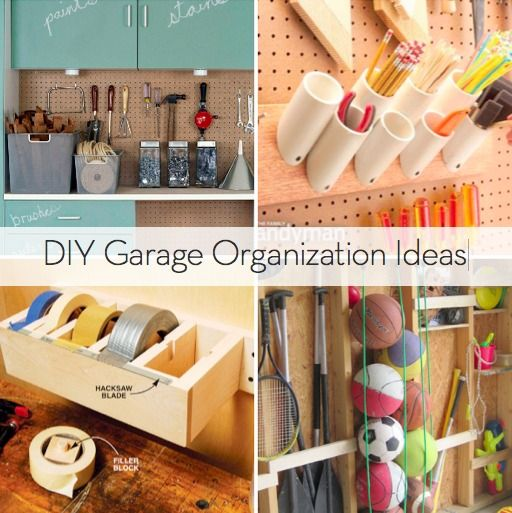 1000 Images About Garage Organization Pegboard Ideas On