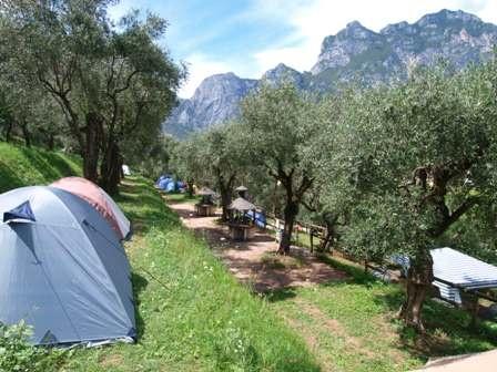Camping Garda Trentino  www.gardatrentino.it/it/campeggi-lago-di-garda/