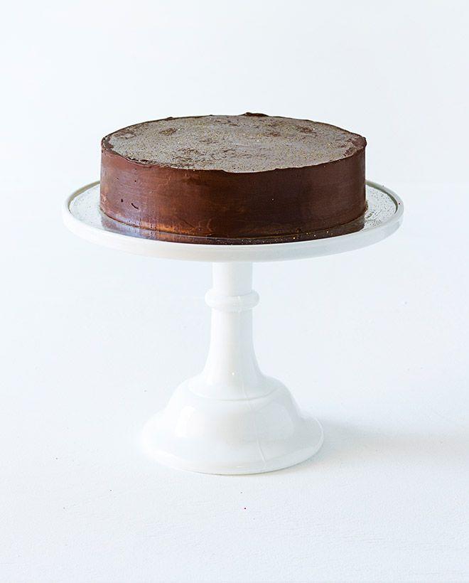 Gluten-free Chocolate Nemesis Cake