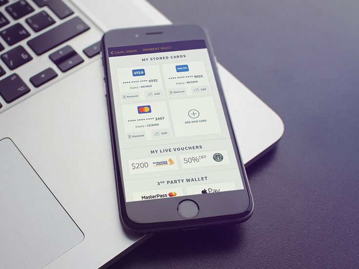 Payment Wallet - Cellpoint Mobile by Akash Bhadange
