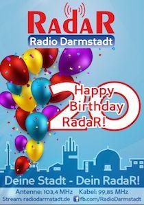Home: RadaR - Radio Darmstadt | nichtkommerzielles Lokalradio | UKW 103,4 MHz