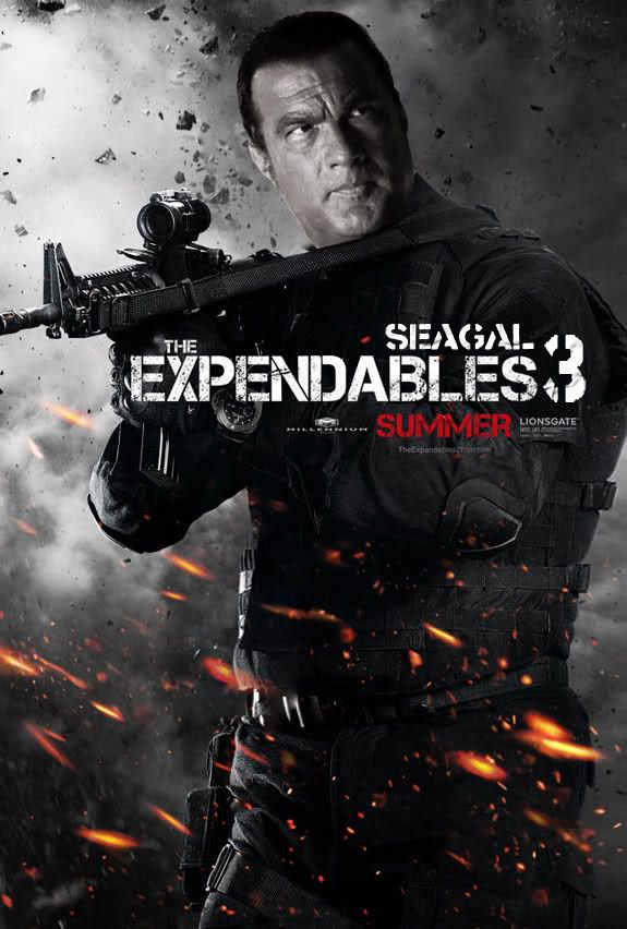 steven segal movies | Steven Seagal added to Expendables 3 cast?