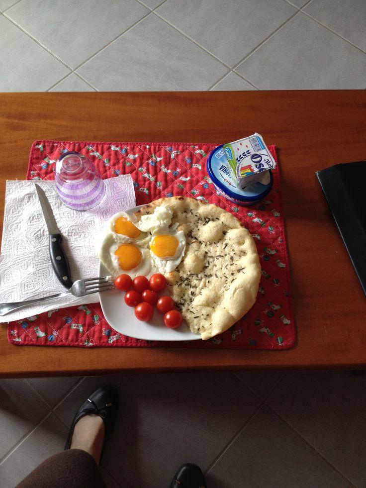 Pranzo di un giorno senza idee