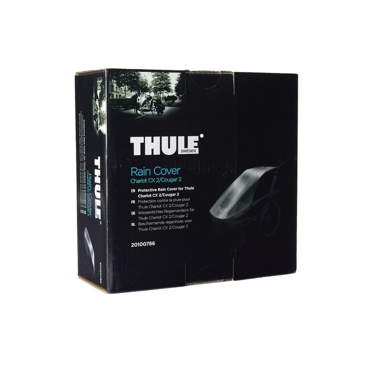 Thule Chariot Cx 2 Chariot Cougar 2 Rain Cover Products Baby Stroller Accessories Cover Cheetah