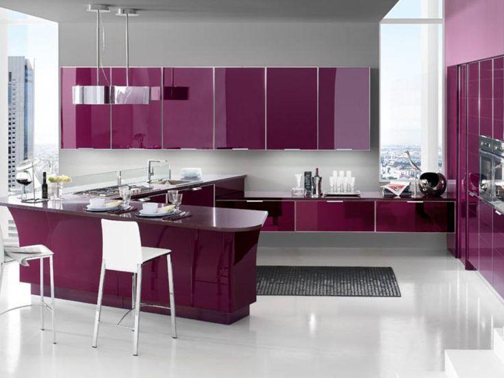 23 best pink kitchens images on pinterest | pink kitchens, dream