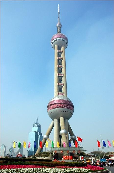 <동방명주> 상하이 푸둥 2006.11.04