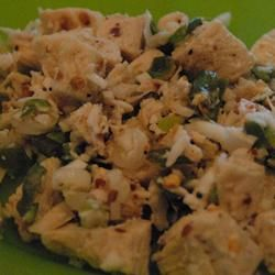 Traditional Chicken Keleguin Allrecipes.com Making me miss Guam! Hafa Adai!