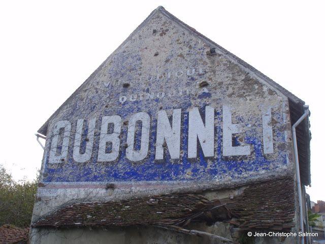 Les murs peints s'affichent: Cinq Dubonnet (*) en Marche...Magnac Laval