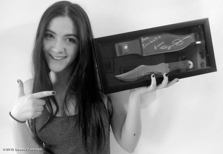 """isabelle fuhrman clove 