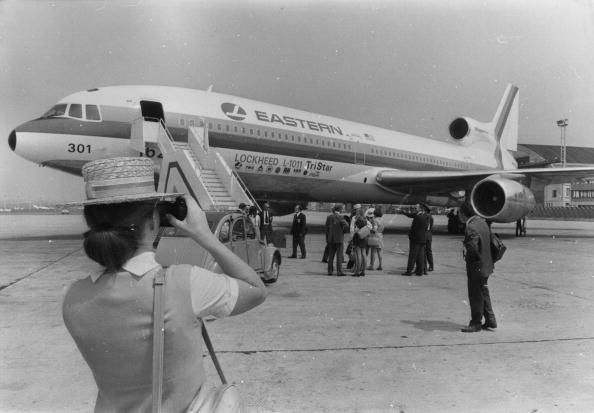 Airline Travel - then and now