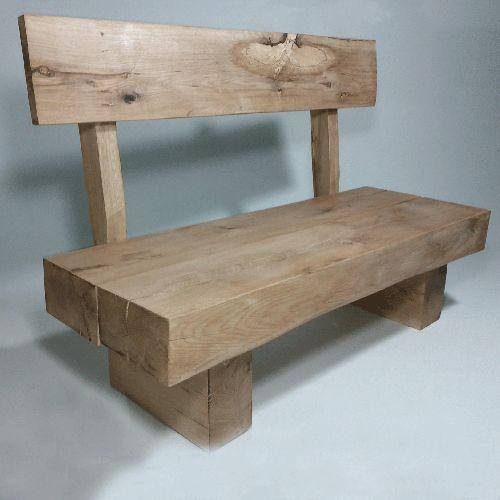 Courtyard bench? - £209