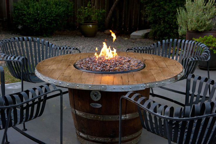 California Patio | Outdoor Fire Pits & Fire Tables