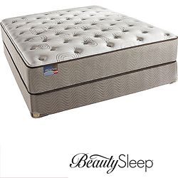 @Overstock - Get the good night's sleep you deserve with this plush queen-size mattress set from Simmons. This set includes mattress and box spring and provides medium support. Durable and comfortable, this set will bring you many nights of restful sleep.http://www.overstock.com/Home-Garden/Simmons-BeautySleep-Fox-Hollow-Plush-Queen-size-Mattress-Set/5885678/product.html?CID=214117 $499.99